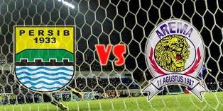 Piala Proklamasi Persib vs Arema