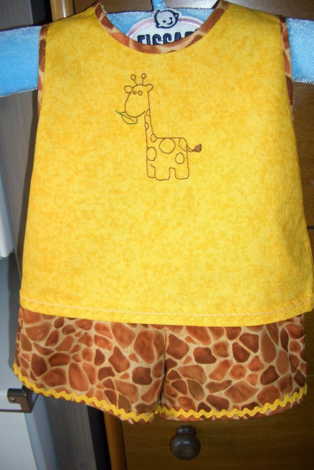 Completino giraffino