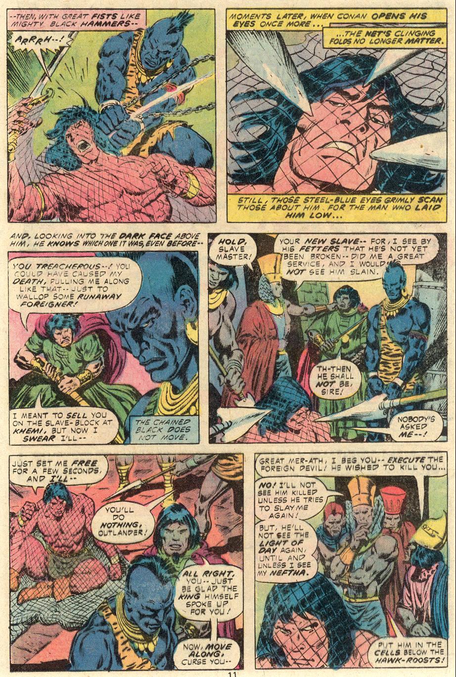 Conan the Barbarian (1970) Issue #84 #96 - English 8