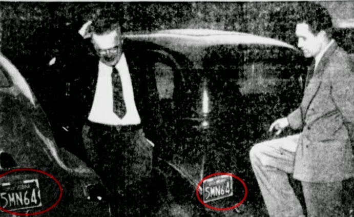 1950 coincidence