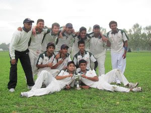 Kingsgrove Milan Cricket Club Campione d'Italia Under 19 2012