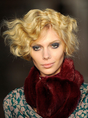 Trends: Hairstyles Fall Winter 2012 2013 women