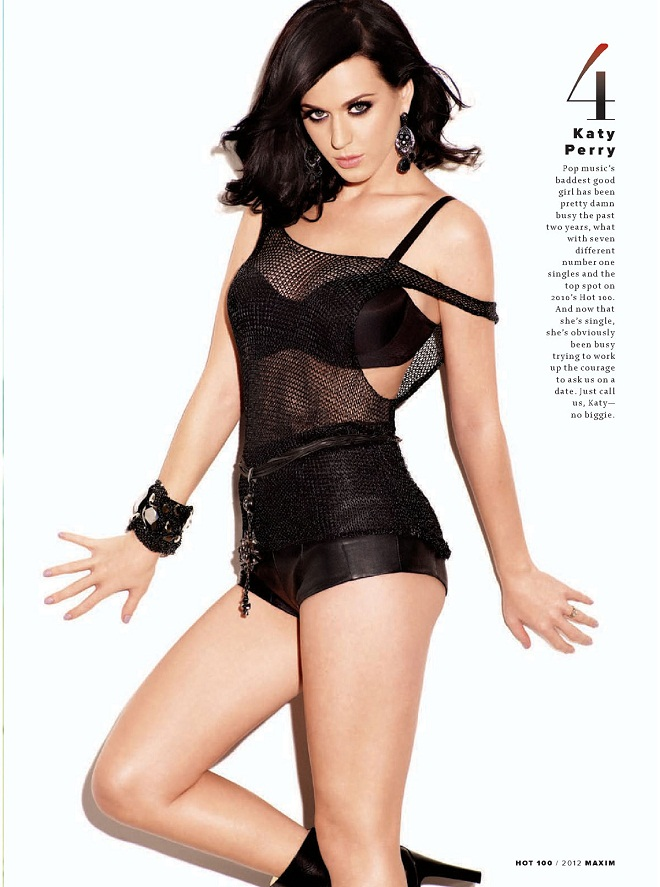 KATY PERRY - Maxim Hot 100