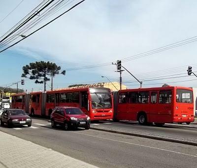 Transporte Coletivo -Curitiba