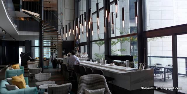 Claret, Troika Sky Dining, Kuala Lumpur City Centre