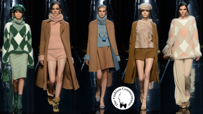 Ermanno Scervino FW 2014 - knitwear