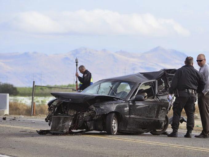 Fresno Visalia Bakersfield Accidents: April 2015