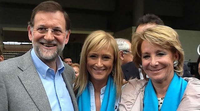 Cifuentes denuncia 'fraude a la democracia' en Cataluña