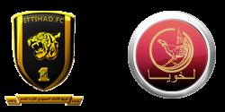 مشاهدة مباراة الإتحاد ولخويا اليوم 2-4-2014 بث مباشر دوري أبطال آسيا