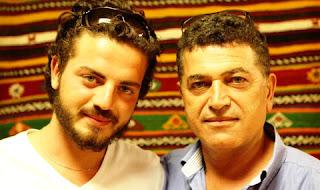 ムスリムさんとお父様オルハン・セビクさん