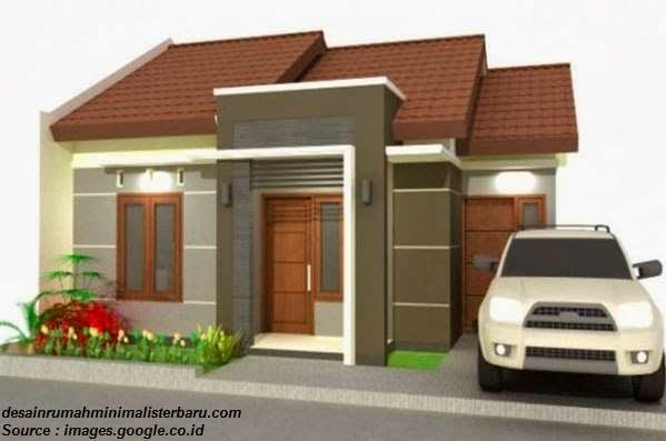 desain rumah minimalis type 54 1