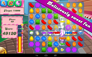 Candy Crush Saga For Android