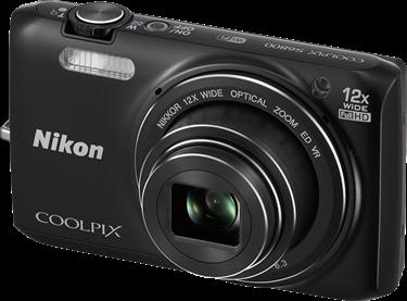 Nikon Coolpix S6800 Camera User's Manual