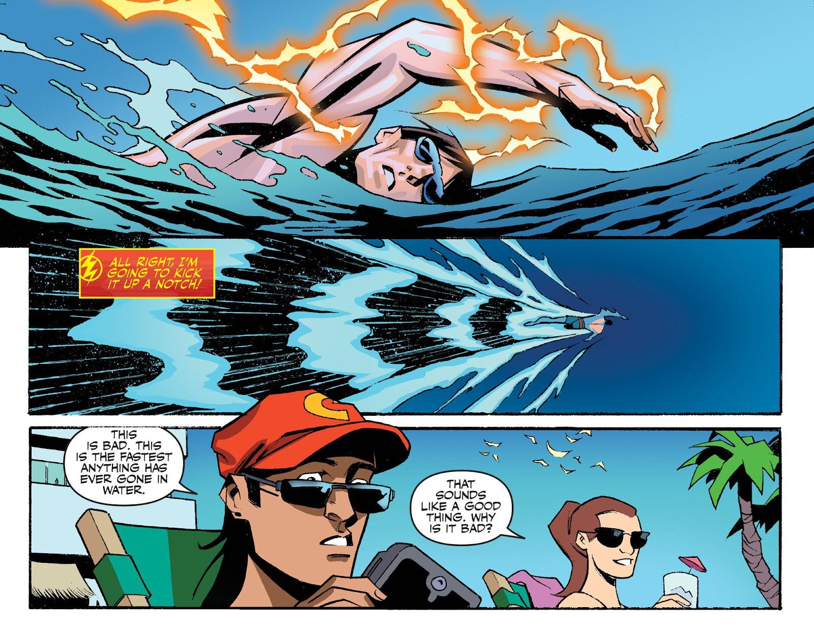 The Flash: Season Zero [I] Issue #11 #11 - English 9