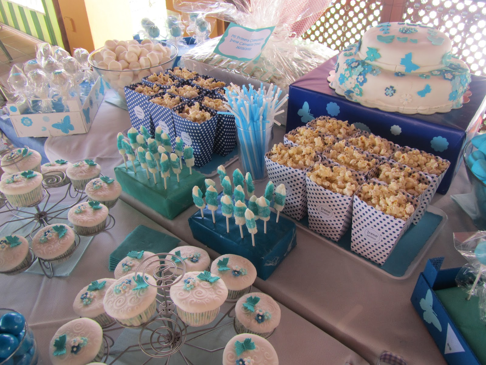 Candy tables and candy bars on pinterest - Foros de decoracion ...