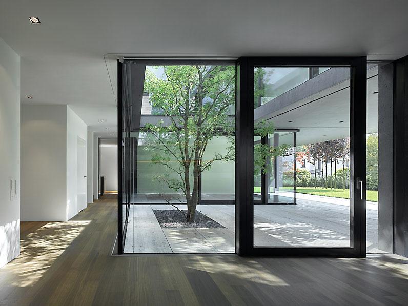 Zollikon House By Wild B R Heule Modern Design By