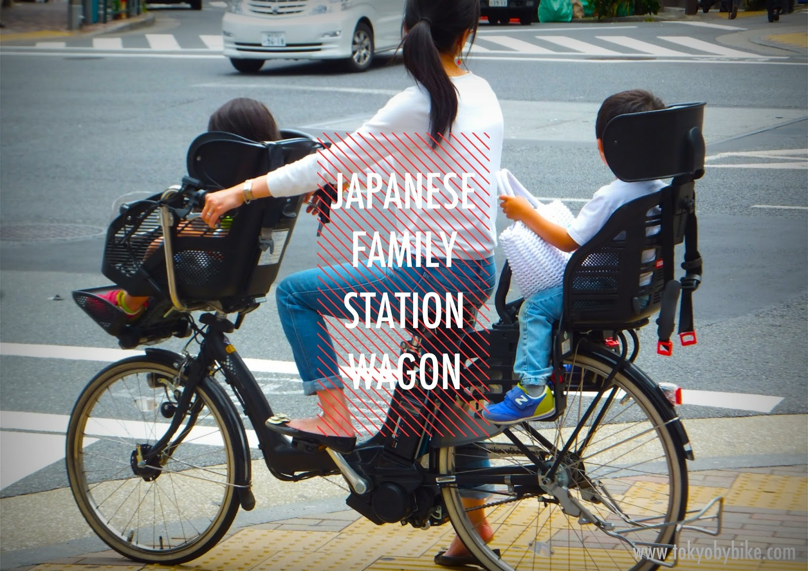 This Is The Japanese Family Station Wagon Tokyo By Bike