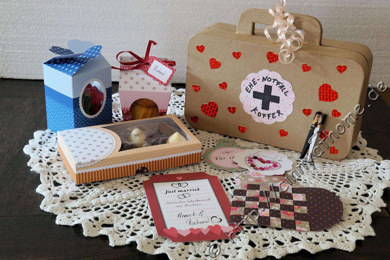 Cinny home basteln zur hochzeit mit folia - Lustige geburtstagsgeschenke zum selbermachen ...