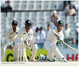 Phillip-Hughes-INDIA-v-AUSTRALIA-3rd-TEST-Day5