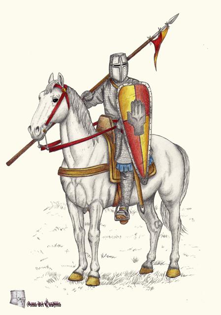 Fotos caballeros medievales edad media 38