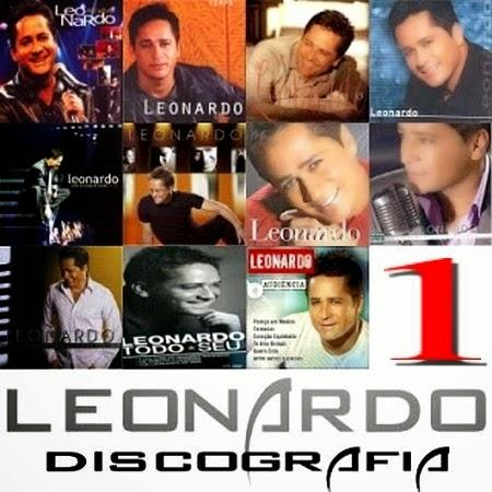 (LINK NOVO) DISCOGRAFIA - LEONARDO PARTE 01