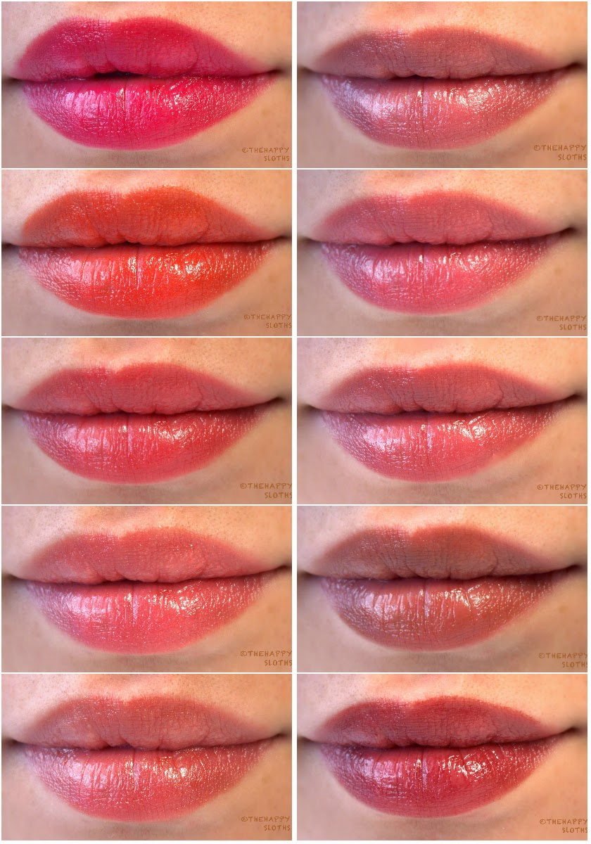 New Shades Of Mary Kay True Dimensions Lipstick Review