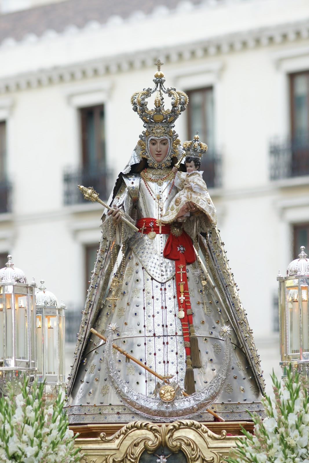 Nuestra seora del rosario granada nuestra seora del rosario foto archicofradiarosariocoronadaspot altavistaventures Choice Image