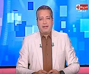 برنامج الحياة اليوم 11-12-2017 مع تامر أمين وأهم الأخبار و منها : القمة المصرية  الروسية