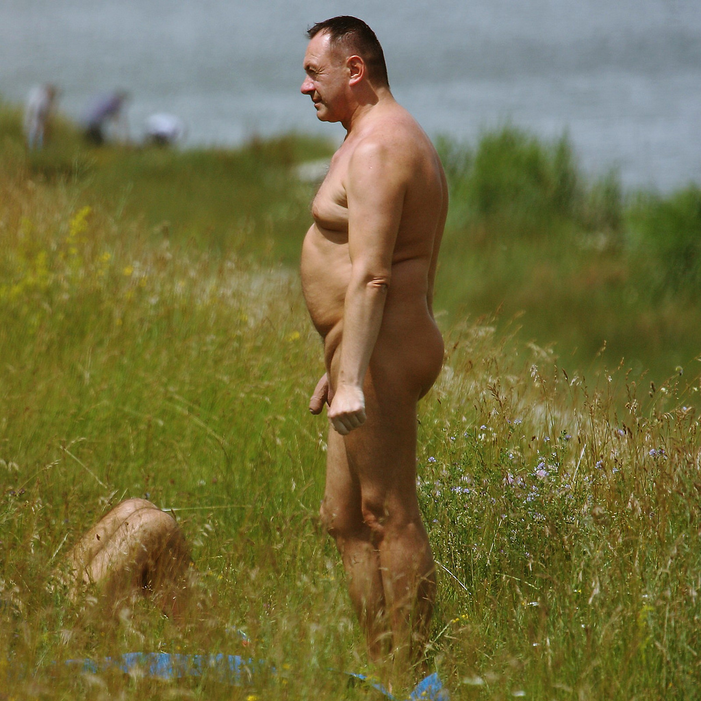 old gay nudist blog - naked men - mature gay