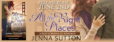 All the Right Places Release Day Blast!