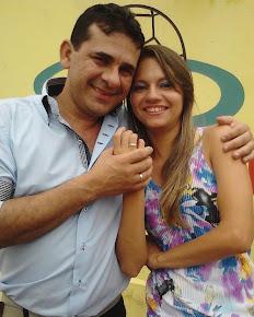 Meu noivo e Eu!!!