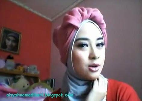 Video Cara memakai Jilbab Kreasi Jilbab Paris Moderen Dan simple