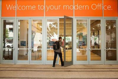 Microsoft Office Doors