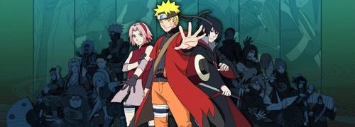 Naruto: Videojuego Online Será Lanzado en China