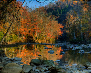 Buffalo National River Landcape