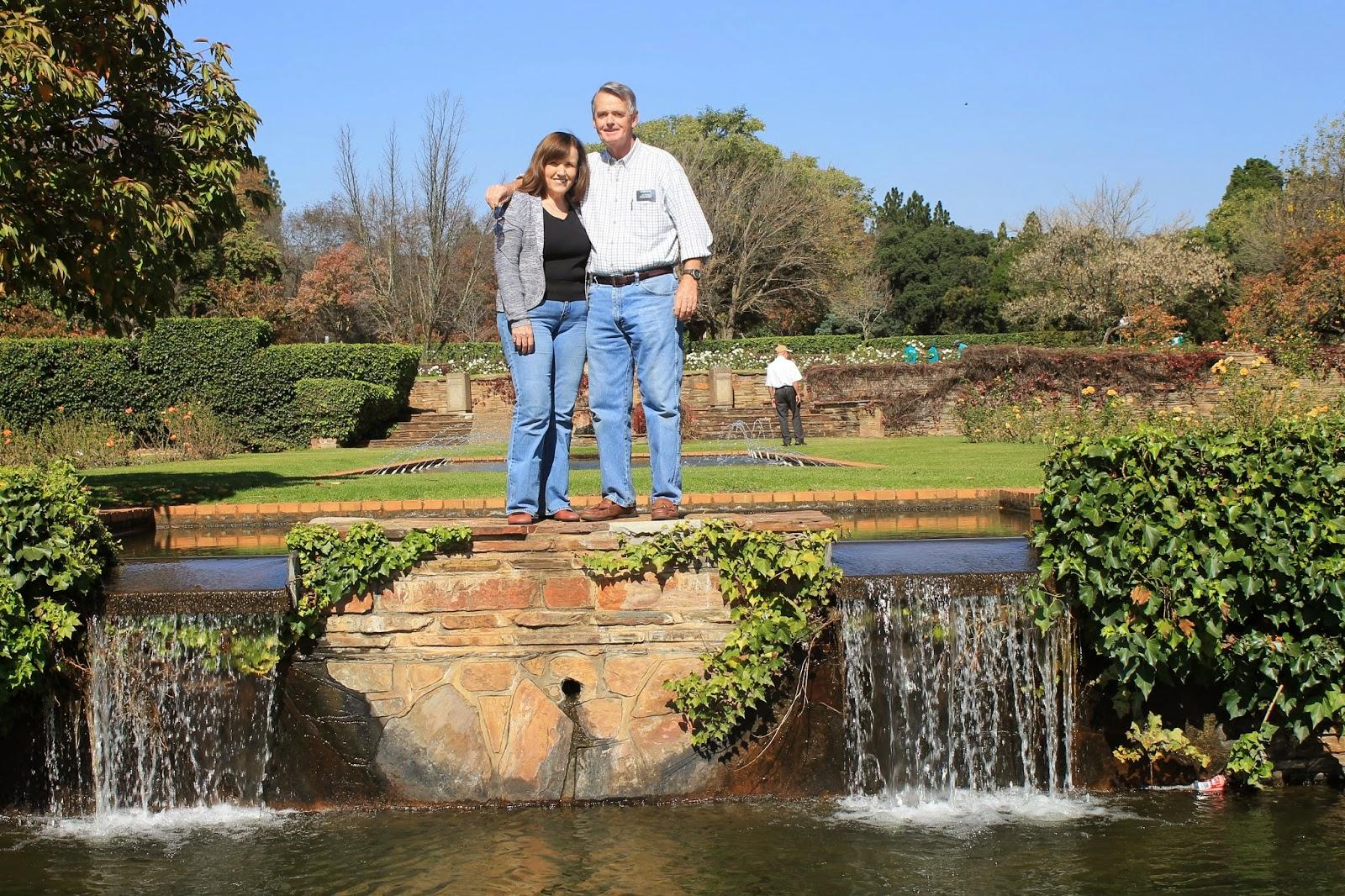 A Walk Through Johannesburg Botanical Gardens