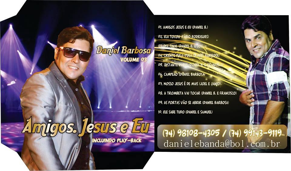 CANTOR GOSPEL DANIEL BARBOSA