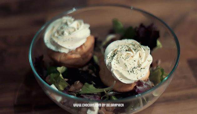 muffin salado receta salmón