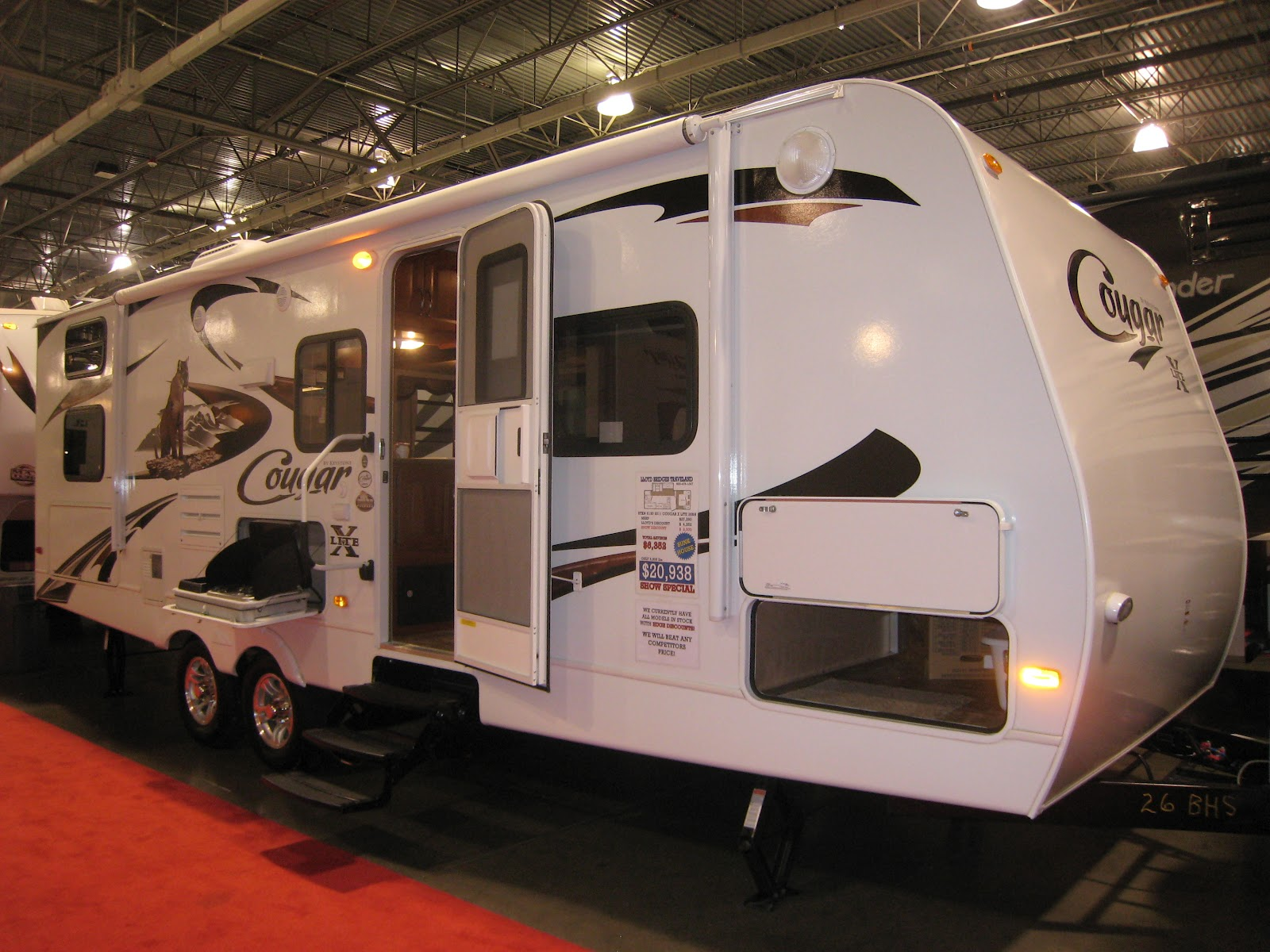 Brilliant Camper Trailer Safety Tips