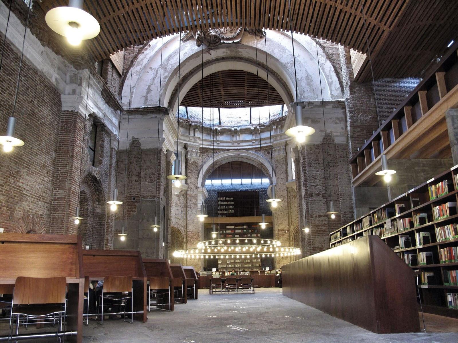 Arqueolog a de la arquitectura reharq libe fern ndez for Arquitectura de interiores madrid