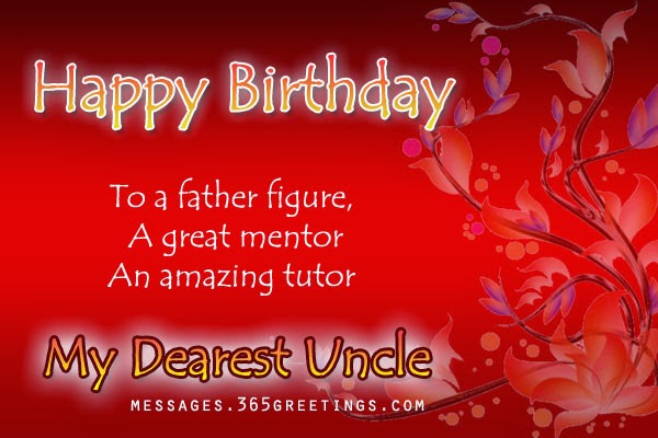 Birthday Cards Uncle ~ Uncle birthday card free happy birthday greeting printable cards