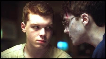 Cameron Monaghan y Noah Silver en Jamie Marks is dead (Carter Smith, 2014)