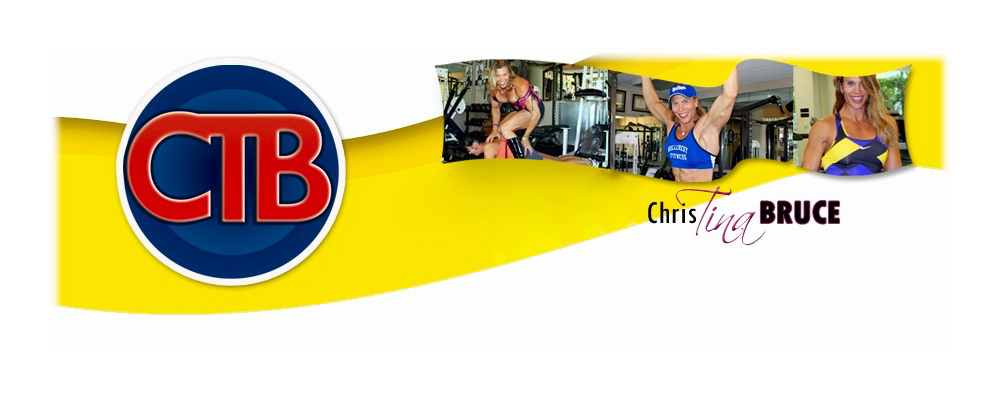 Chris Tina Bruce Fitness