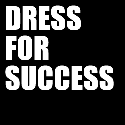 Dress For Success Quotes Pleasing M O D E L U N A  Fashion Quote Of The Day  'dress For