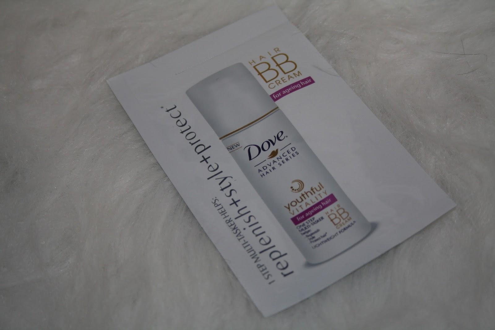 Dove Hair BB Cream