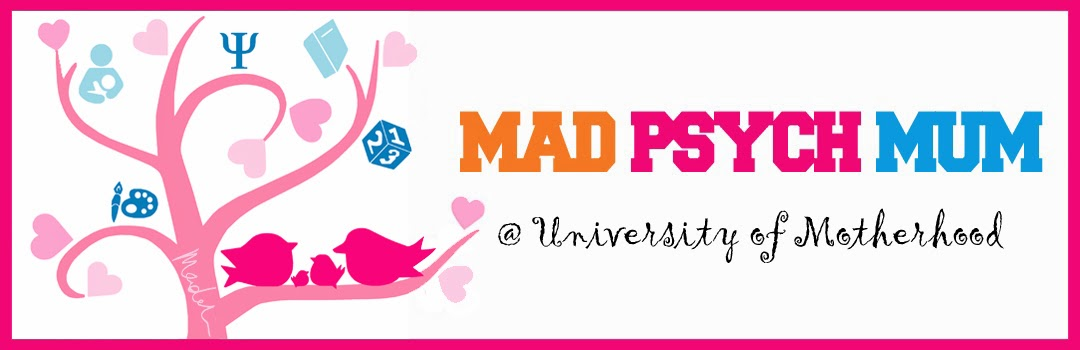MadPsychMum @ University of Motherhood, a Singapore Mom Blogger