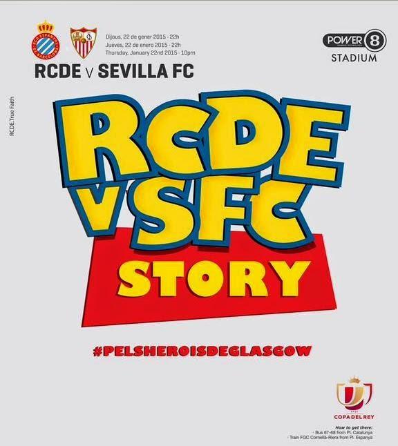 Previa RCD Espanyol Vs Sevilla FC