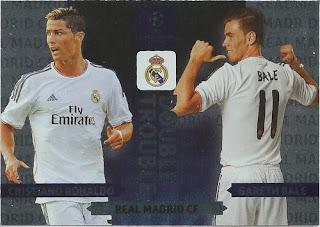 Ronaldo Bale Double Trouble