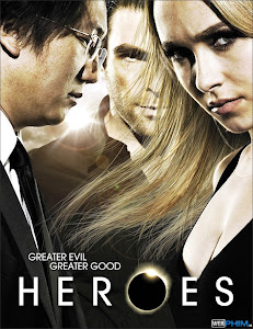 Xem Phim Giải Cứu Thế Giới Phần 4 - Heroes Season 4