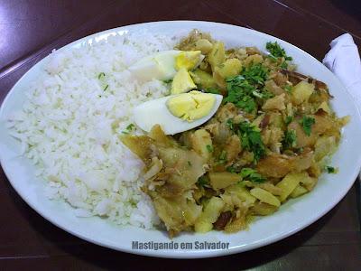 Bacalhau de Martelo Restaurante: Bacalhau Gomes de Sá